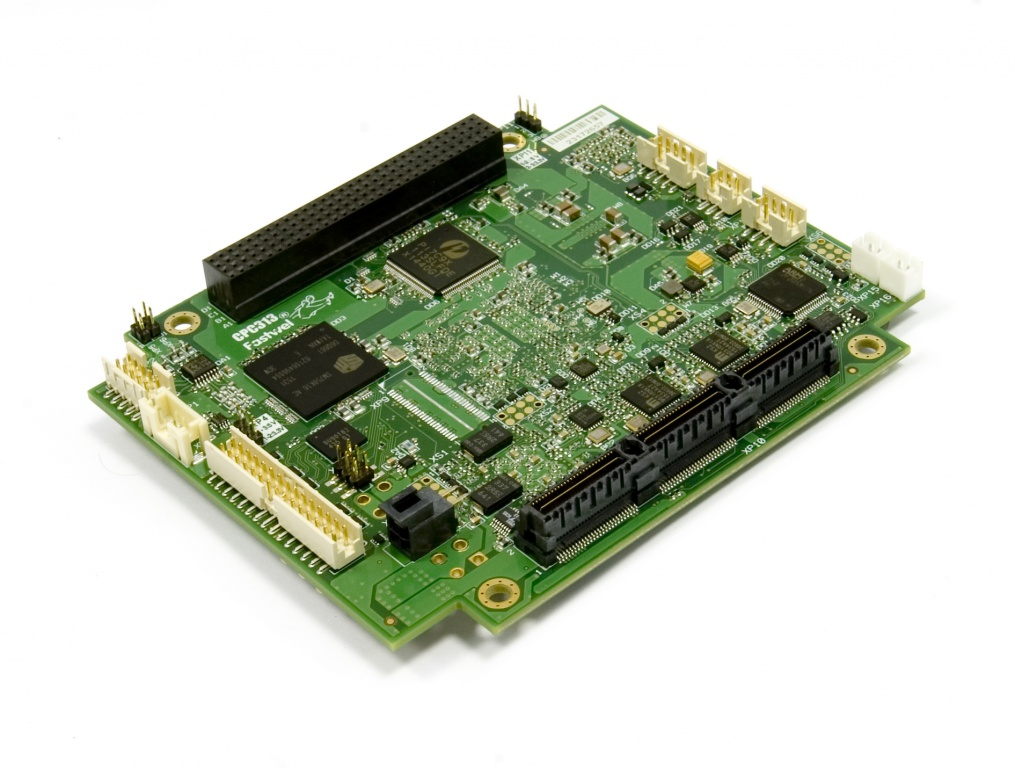 CPC313 Embedded Single-Board Computer in StackPC-PCI form-factor