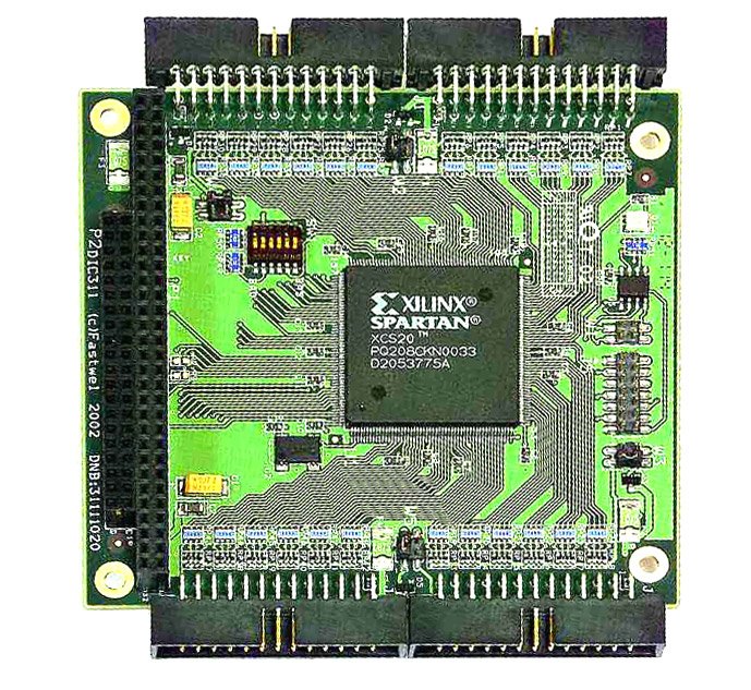 UNIO96-1 Multipurpose I/O Card