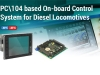 PC\104 based On-board Control System for Diesel Locomotives