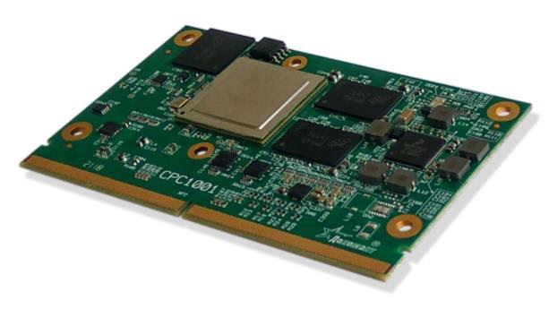 CPC1001 SMARC v.1.1 i.MX6 Quad Core 1 ARM Cortex-A9 Based CPU Module