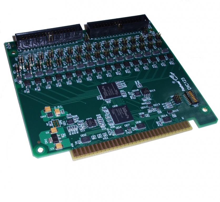 DIC123 Digital Input Card with Galvanic Isolation