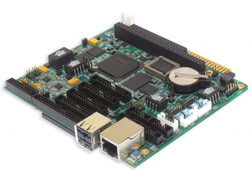 CPC109 MicroPC CPU Module with Data Acquisition System