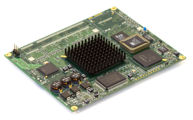 CPB904 ETX Computer-On-Module based on AMD Geode™ LX800