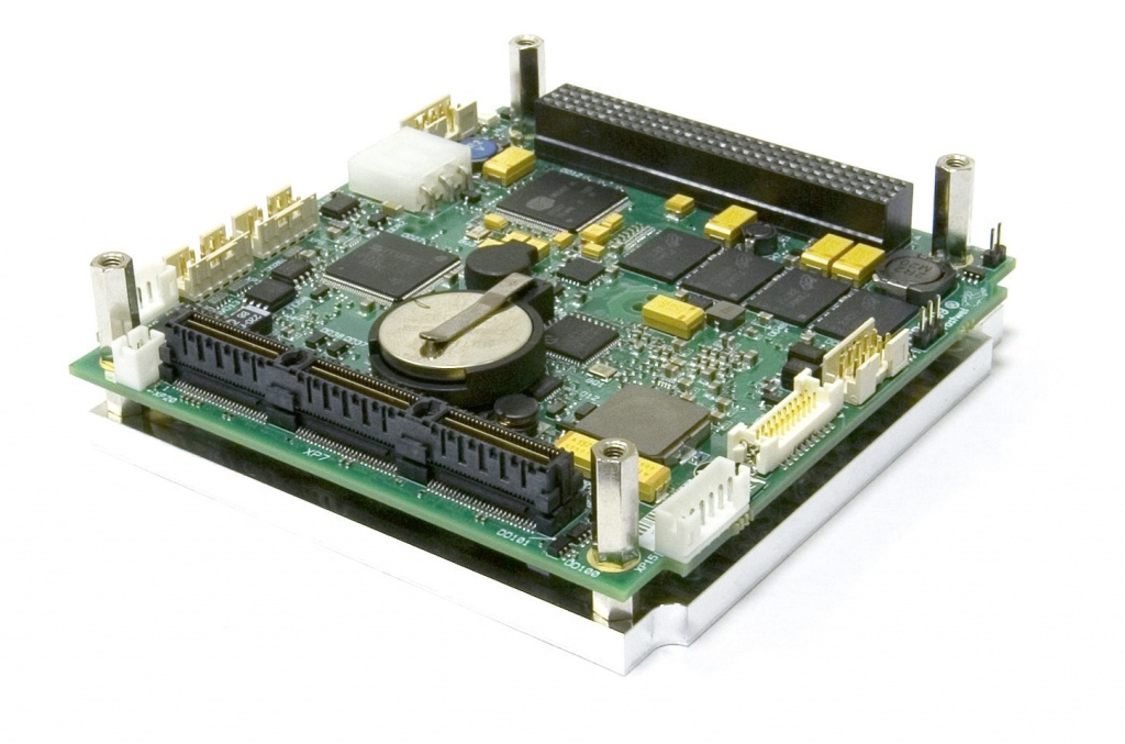 CPC309 PC/104 Intel Atom D510 Based SBC with StackPC* expansion connector
