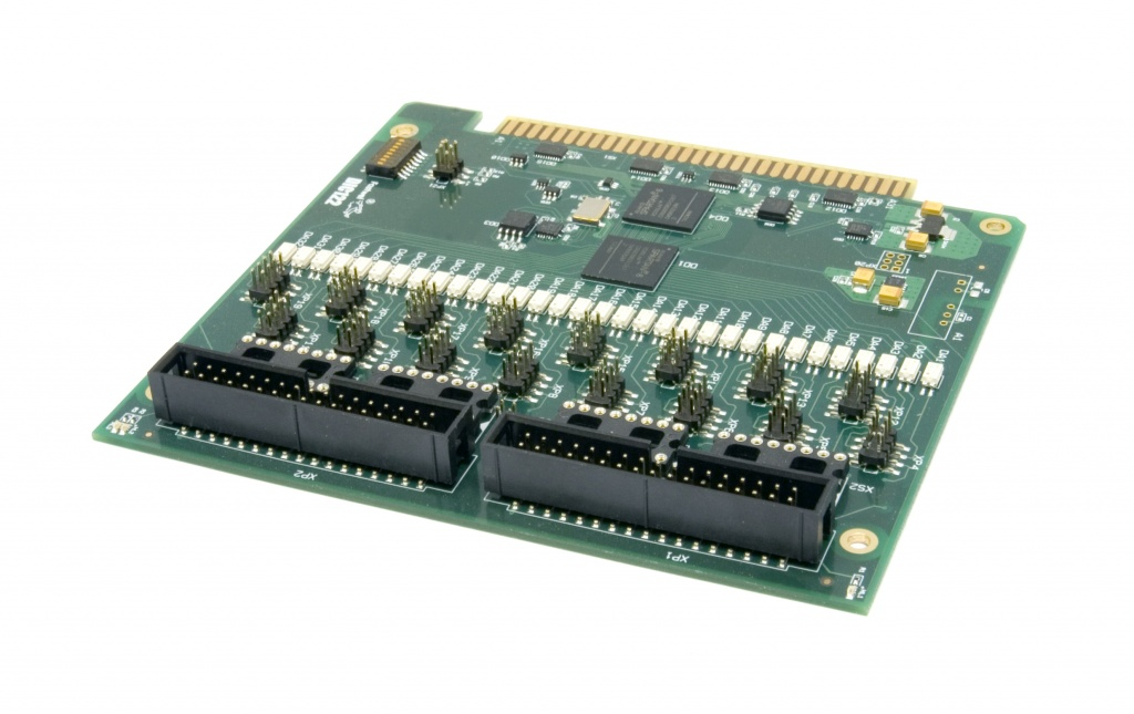DIC122 Digital Input Card with Galvanic Isolation